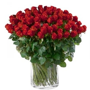 MyBouquet - red roses (number of your choice)